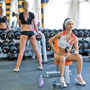 Фитнес-клубы Кадома