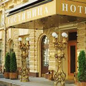 Гостиницы Кадома