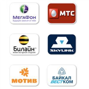 Операторы сотовой связи Кадома
