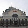 Железнодорожные вокзалы в Кадоме