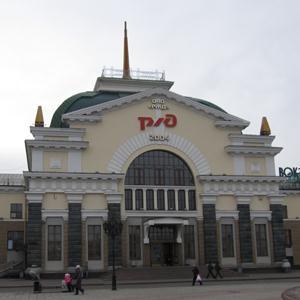 Железнодорожные вокзалы Кадома