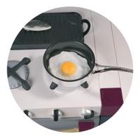 Кафе Апшерон - иконка «кухня» в Кадоме